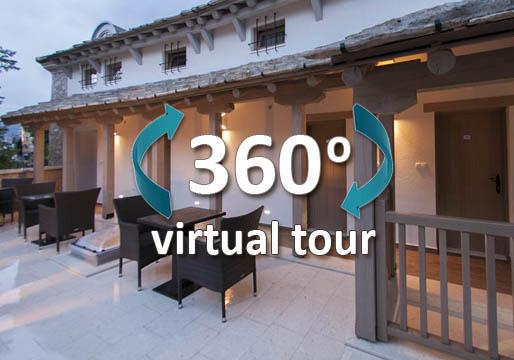 virtual tour pansion city star mostar