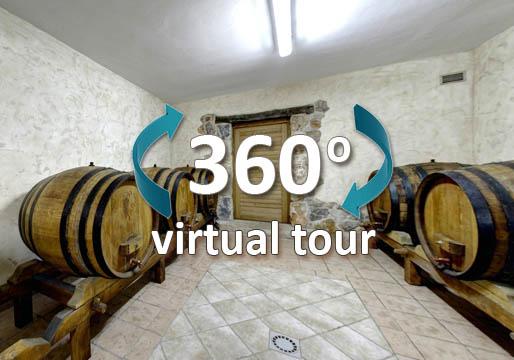 virtual tour restoran udovice