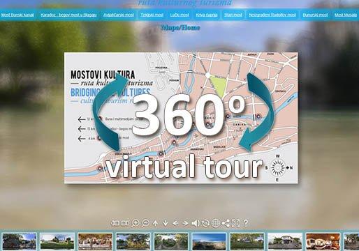 virtualna setnja mostovi kultura