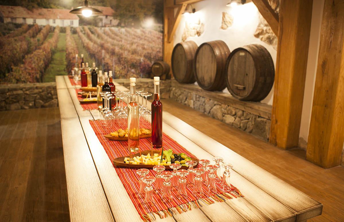 fotografisanje vinski podrum