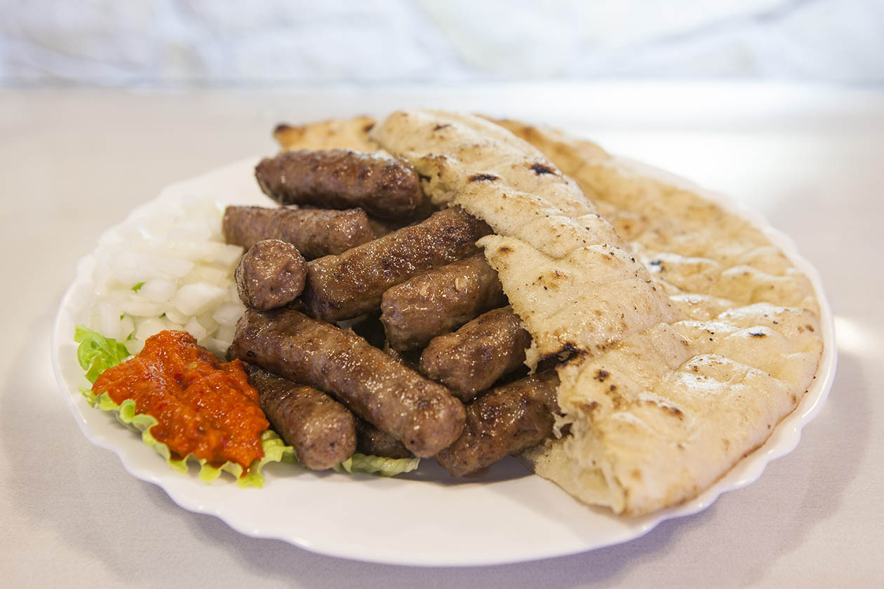 fotografija hrana restoran