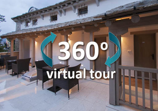 virtual tour pansion city star mostar
