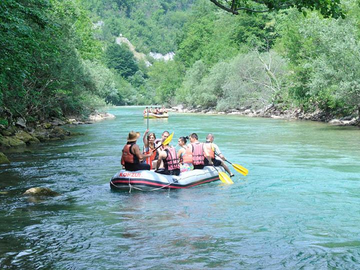glavaticevo konjic rafting izrada web stranice
