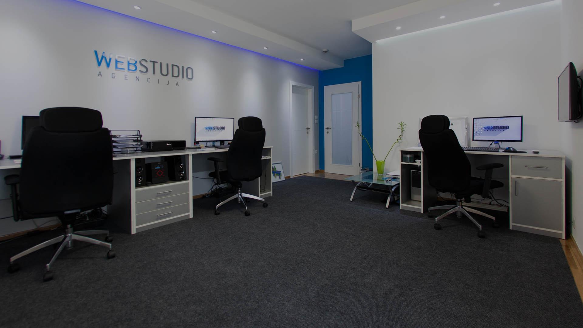 ured agencije web studio iz mostara